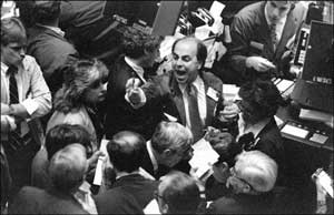 day trading in the 1980s