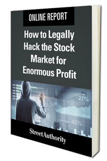 How to Legally Hack the Stock Market for Enormous Profit