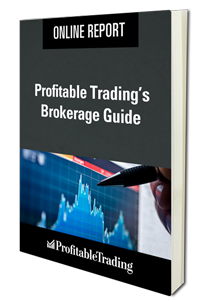 Profitable Trading's Brokerage Guide report cover