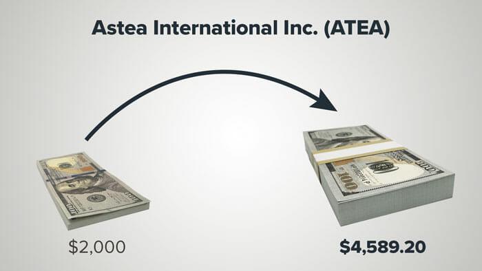cash stack