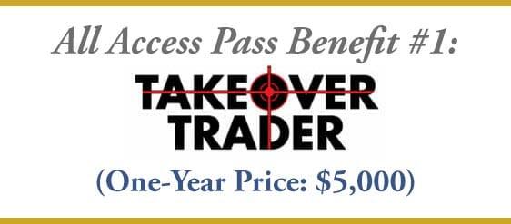 takeover trade